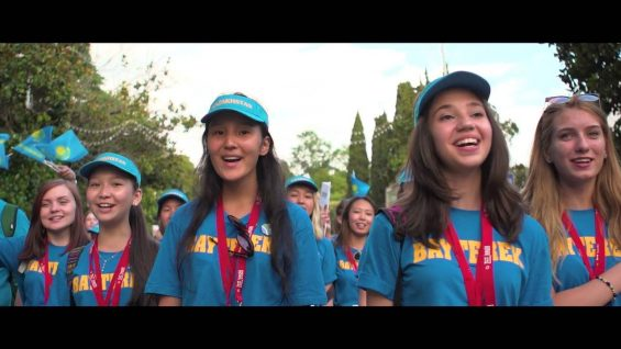 World Choir Games 2016 – Parade of Nations