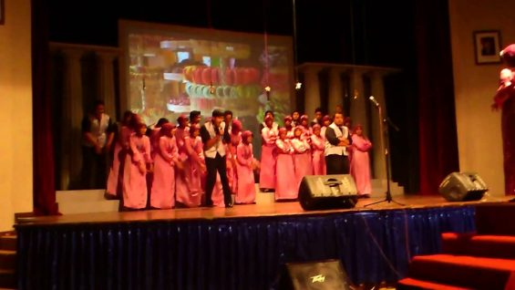 Lollipop – Mika by PSM Miracle Voices UII Yogyakarta – (Audience View)