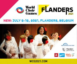 World Choir Games 2021