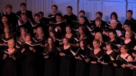 Shure on This Shining Night – Workshop Choir accompanied by Morten Lauridsen