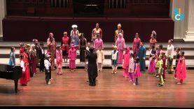 SJKC Kung Man Choir 沙登公民华小合唱团 – SICF 2014