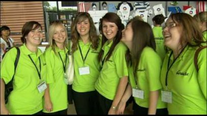 World Choir Games 2008 – Greetings from Scotland & Great Britain
