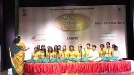 Chennai Music Season 2015 | Dr. Sudha Raja's Sargam Choir | Carnatica