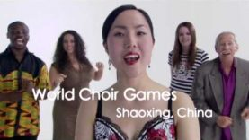 The TV-Spot of the 6th World Choir Games