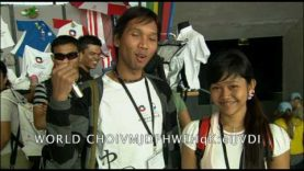 World Choir Games 2008 – Greetings from Indonesia