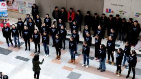 Kobe 2018 – The Skyline Choir of Shenzhen Meilin High School