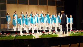 """Bad Ischl 2018 – Competition – Children's Choir """"Echo"""" (Russia)"""