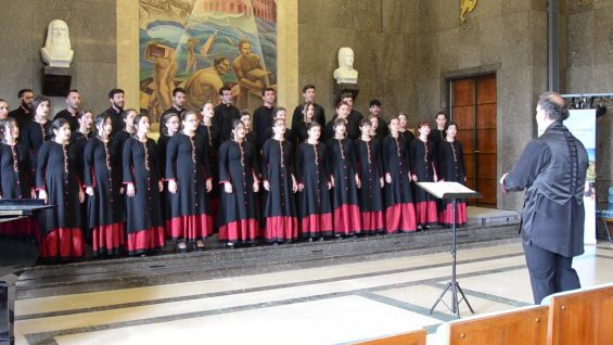 Voices for Peace 2019 – Competition – Youth Choir – Municipality of Heraklion (Greece)