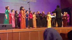 Adhisvara Choir – Let's Hang On