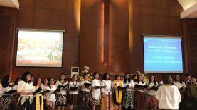 "Toraya Choir Jakarta "" Halleluya Chorus"""