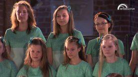 Lielvarde Children's Choir – Laudamus in Domine (Eve&Austriņa)