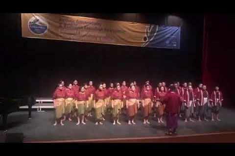 Adhisvara Choir : Folklore Category in 3rd Kalamata International Choir Competition & Festival 2019