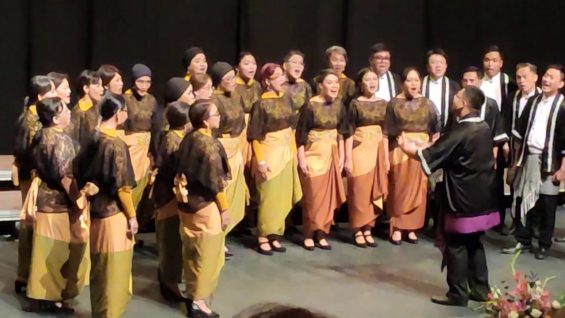 Adhisvara Choir : Mixed Choir – 3rd Kalamata International Choir Competition & Festival 2019